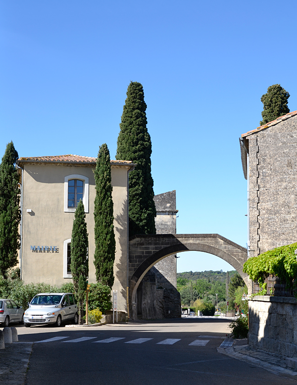Mairie d'Aujargues