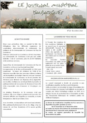 Journal municipal n°14 - Novembre 2014