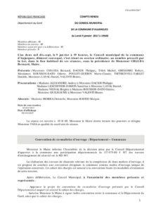Compte-rendu du Conseil Municipal du 09janvier2017 (pdf)