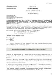 Compte-rendu du Conseil Municipal du 28mars2017 (pdf)