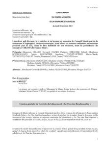 Compte-rendu du Conseil Municipal du 02 octobre 2017 (pdf)