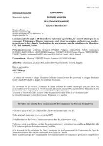 Compte-rendu du Conseil Municipal du 18 décembre 2017 (pdf)