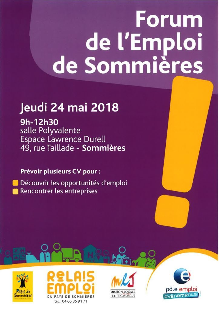 thumbnail of affiche-forum-emploi-mai-2018
